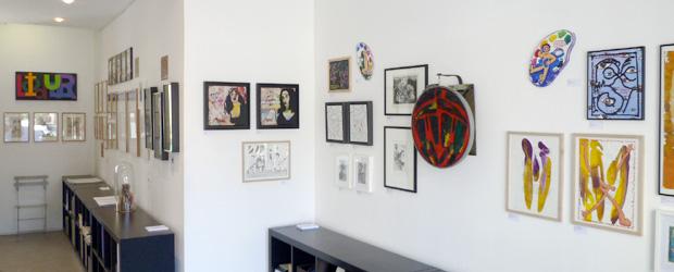 des mots dans la peinture le cabinet d 39 amateur oeuvres sur papier peintures dessins. Black Bedroom Furniture Sets. Home Design Ideas